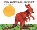 Book cover of DOES A KANGAROO HAVE A MOTHER TOO