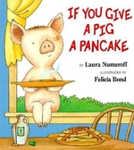 Book cover of IF YOU GIVE A PIG A PANCAKE BIG BOOK