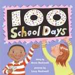 Book cover of 100 SCHOOL DAYS