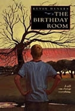 Book cover of BIRTHDAY ROOM