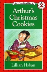 Book cover of ARTHUR'S CHRISTMAS COOKIES