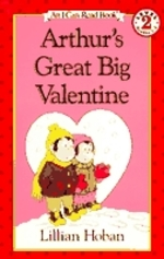 Book cover of ARTHUR'S GREAT BIG VALENTINE