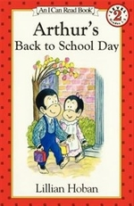 Book cover of ARTHUR'S BACK TO SCHOOL DAY