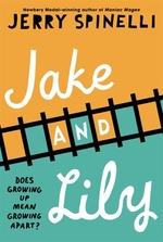 Book cover of JAKE & LILY