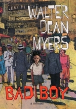 Book cover of BAD BOY
