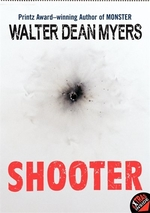 Book cover of SHOOTER