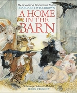 Book cover of HOME IN THE BARN