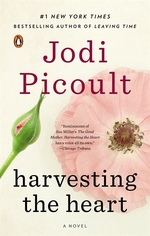 Book cover of HARVESTING THE HEART