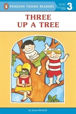 Book cover of 3 UP A TREE
