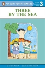 Book cover of 3 BY THE SEA