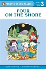 Book cover of 4 ON THE SHORE