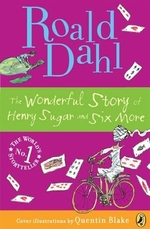Book cover of WONDERFUL STORY OF HENRY SUGAR