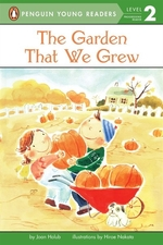Book cover of GARDEN THAT WE GREW