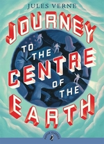 Book cover of JOURNEY TO THE CENTRE OF THE EARTH