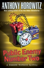Book cover of PUBLIC ENEMY NUMBER 2