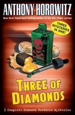 Book cover of 3 OF DIAMONDS