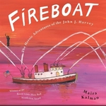 Book cover of FIREBOAT