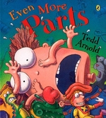 Book cover of EVEN MORE PARTS