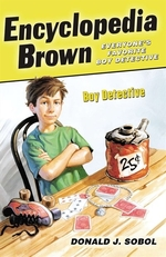 Book cover of ENCY BROWN BOY DETECTIVE