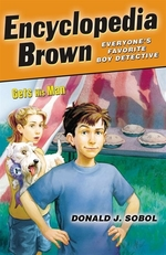 Book cover of ENCY BROWN GETS HIS MAN