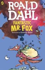 Book cover of FANTASTIC MR FOX