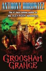 Book cover of GROOSHAM GRANGE