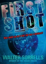 Book cover of 1ST SHOT