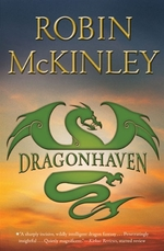 Book cover of DRAGONHAVEN