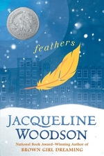 Book cover of FEATHERS