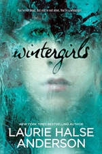 Book cover of WINTERGIRLS