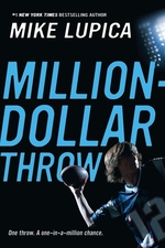 Book cover of MILLION DOLLAR THROW