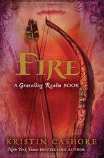 Book cover of GRACELING 02 FIRE