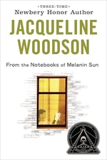 Book cover of FROM THE NOTEBOOKS OF MELANIN SUN