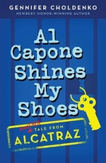 Book cover of AL CAPONE SHINES MY SHOES