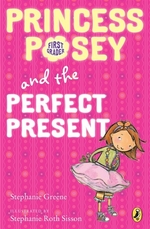 Book cover of PRINCESS POSEY 02 PERFECT PRESENT