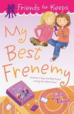 Book cover of MY BEST FRENEMY