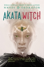 Book cover of AKATA WITCH 01