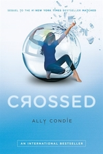 Book cover of CROSSED