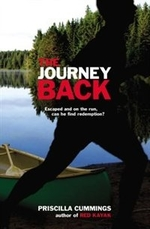 Book cover of JOURNEY BACK