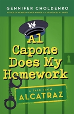 Book cover of AL CAPONE DOES MY HOMEWORK