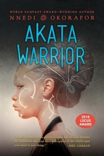 Book cover of AKATA WARRIOR