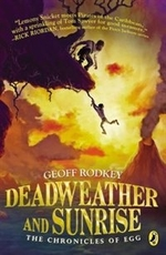 Book cover of CHRONICLES OF EGG DEADWEATHER & SUNRIS