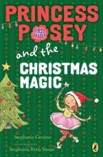 Book cover of PRINCESS POSEY 07 CHRISTMAS MAGIC