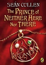 Book cover of PRINCE OF NEITHER HERE NOR THERE