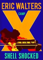 Book cover of CAMP X SHELL SHOCKED