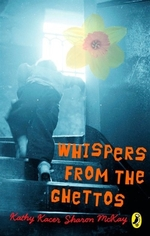 Book cover of WHISPERS FROM THE GHETTOS 01