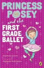 Book cover of PRINCESS POSEY 09 1ST GRADE BALLET