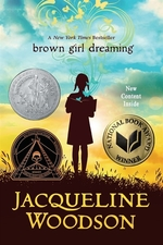Book cover of BROWN GIRL DREAMING