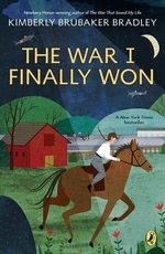 Book cover of WAR I FINALLY WON