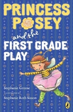 Book cover of PRINCESS POSEY 11 1ST GRADE PLAY